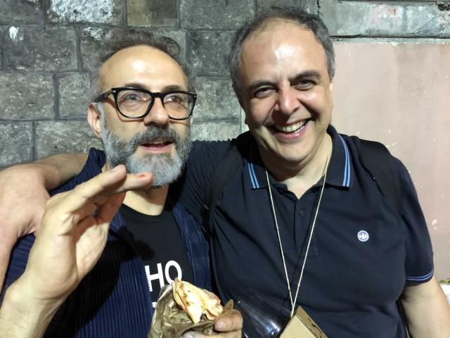 Massimo Bottura Vincenzo Pagano