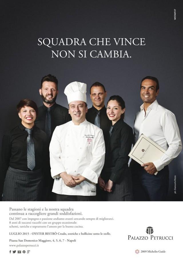 Palazzo Petrucci ristorante stella Michelin