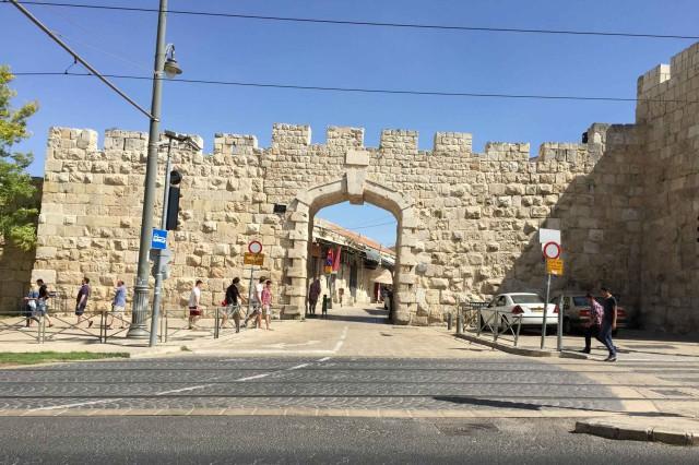 Porta Nuova Gerusalemme