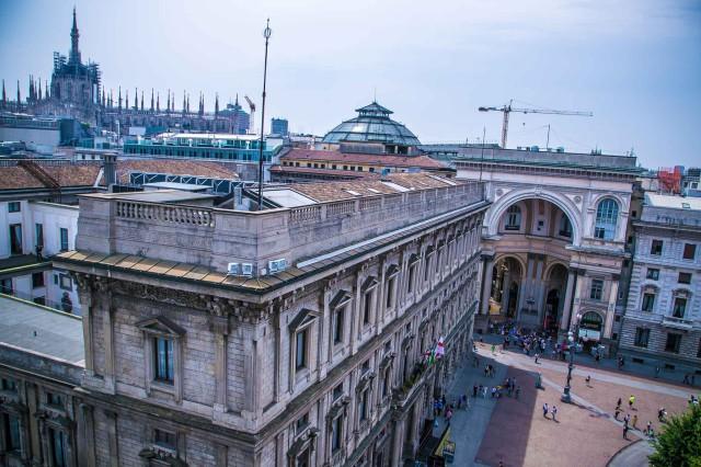 Priceless Milano panorama