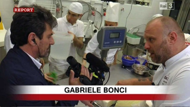 Gabriele Bonci cornetto Report