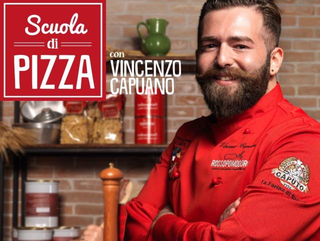 Vincenzo Capuano Scuola di Pizza