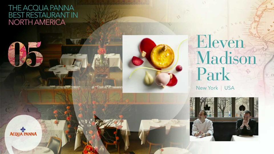 World's 50 Best Restaurant 5