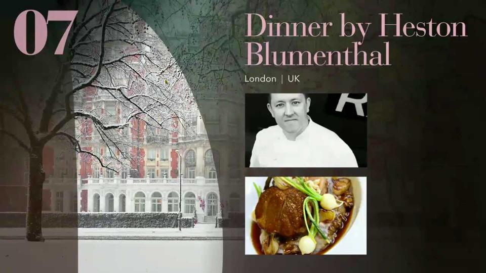World's 50 Best Restaurant 7