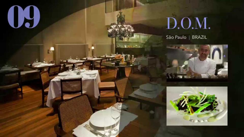 World's 50 Best Restaurant 9