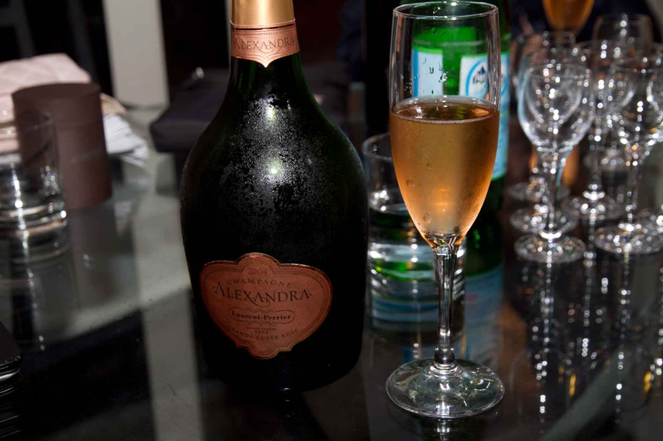 champagne Alexandra