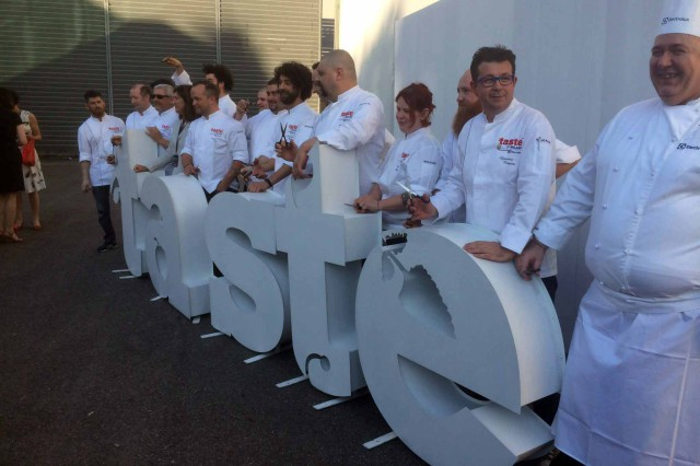 chef taste of milano