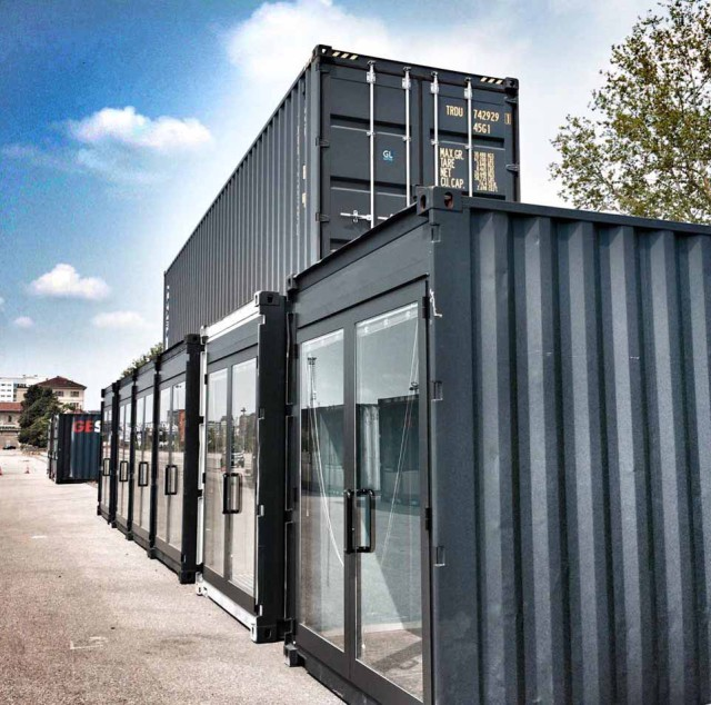 container The Tank Milano