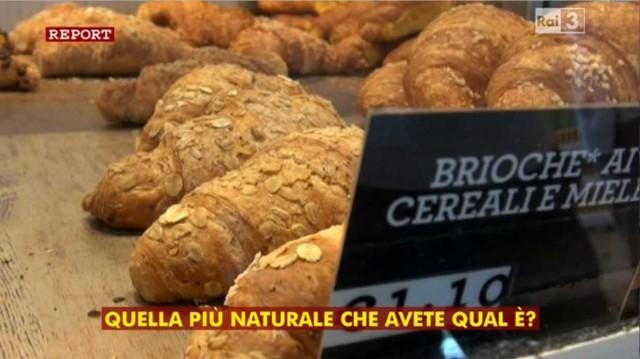 cornetto cereali miele Report
