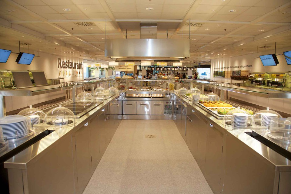 cucina ristorante Ikea