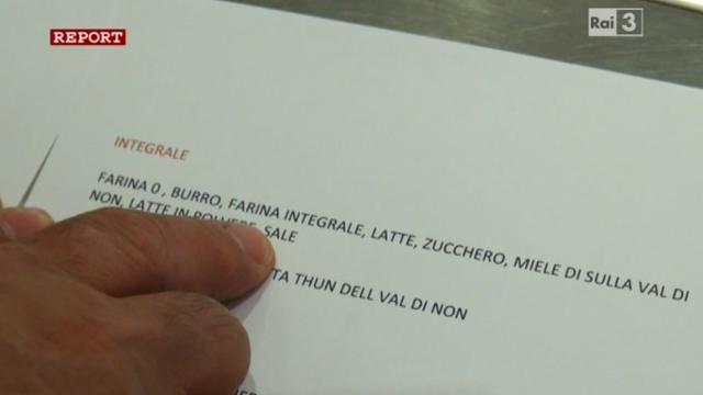 lista ingredienti cornetti Fabbri
