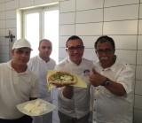 NCO. Gino Sorbillo inaugura il centro Don Milani a Casal di Principe