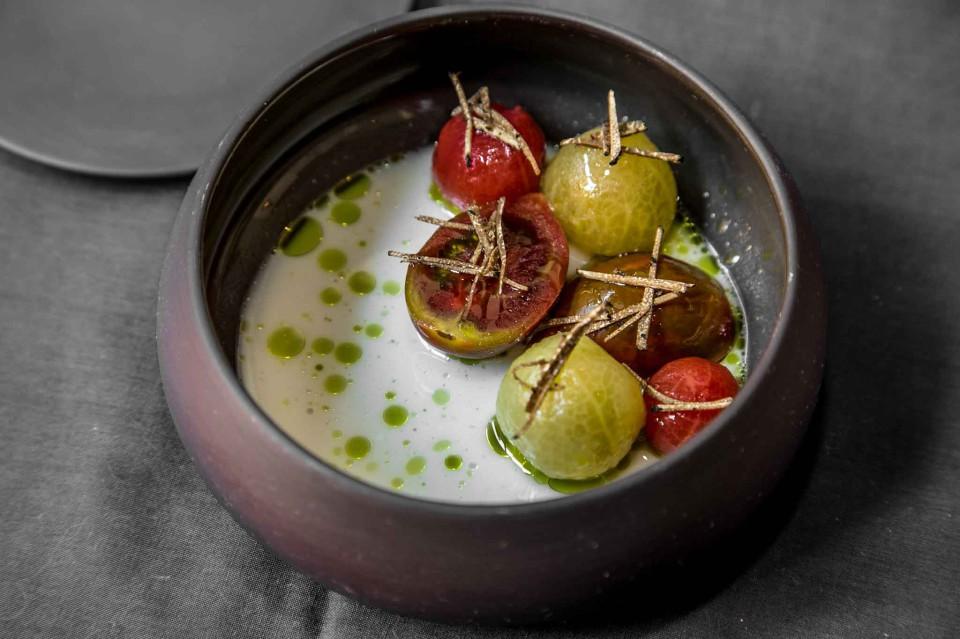 pomodori mandorle