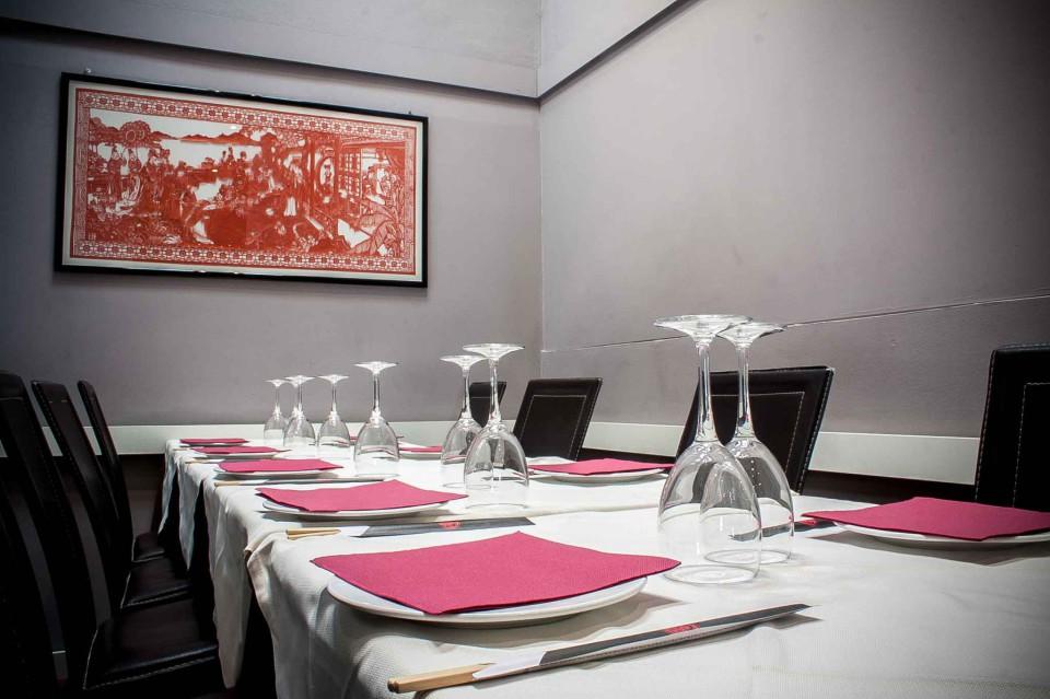 ristorante cinese Milano Chef J