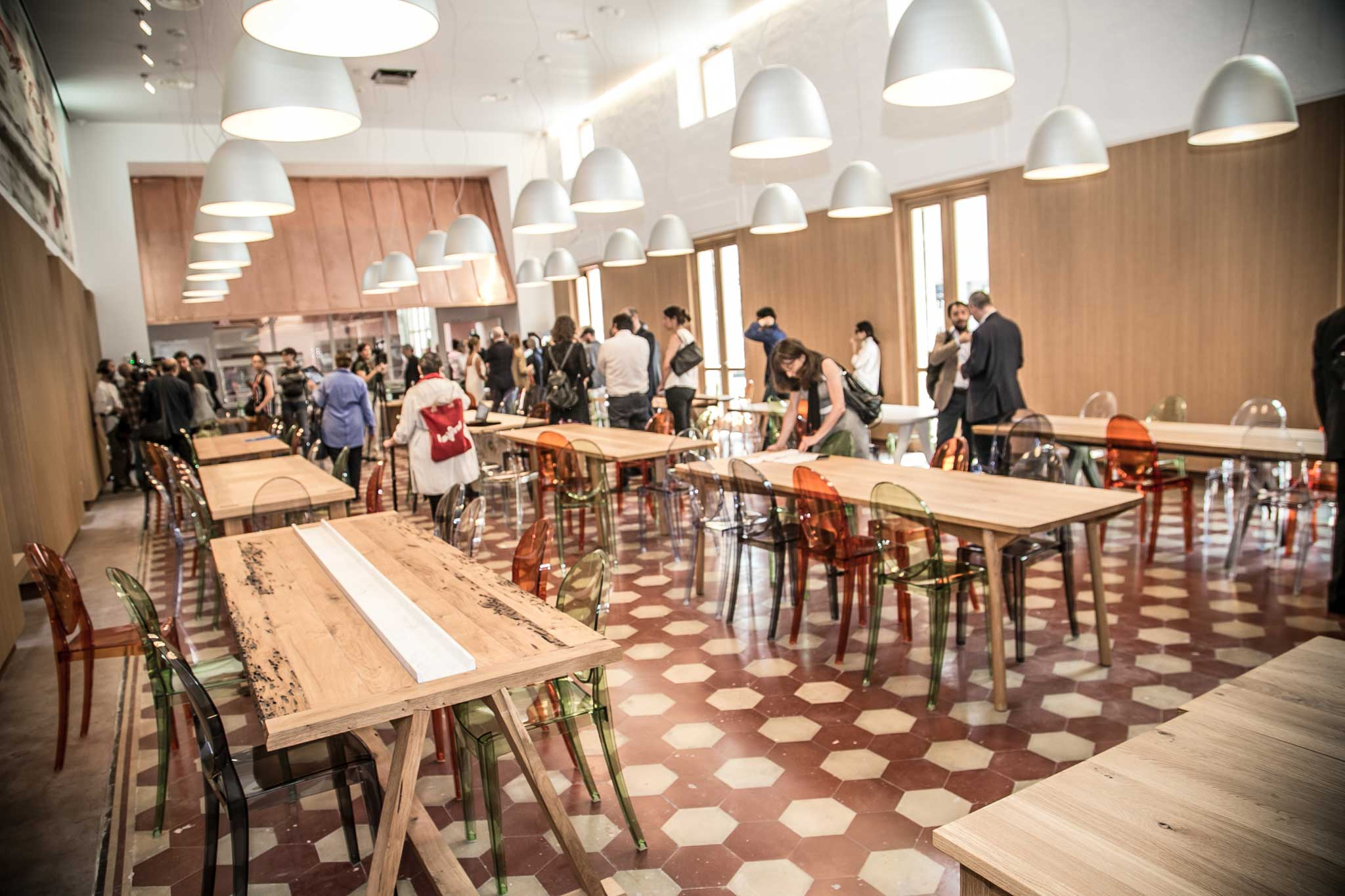 sala Refettorio Ambrosiano