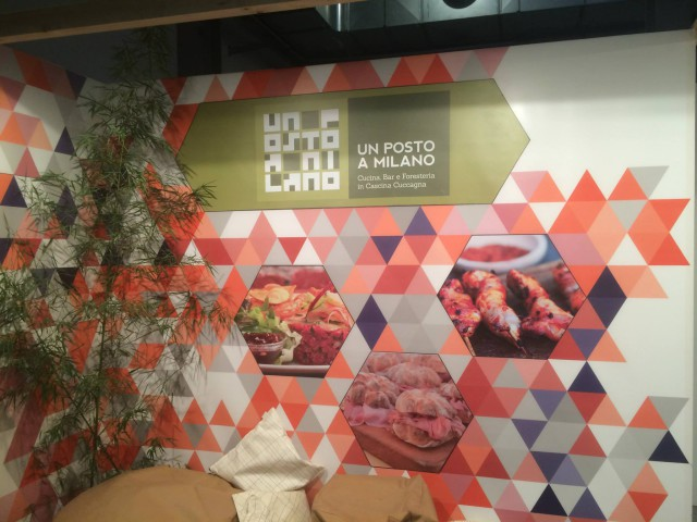 stand Taste of Milano