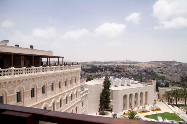 terrazza Notre Dame Gerusalemme