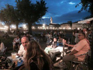 Firenze. 10 chioschi per viverla in estate da mattina a sera