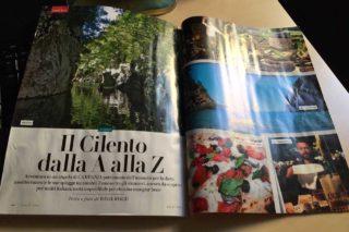 Il Cilento migliore su Vanity Fair con le pizze di Franco Pepe e i gelati di Di Matteo