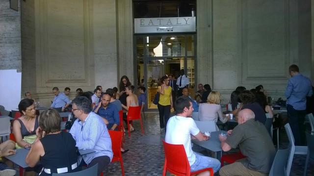 Eataly 2 Roma piazza Repubblica 1