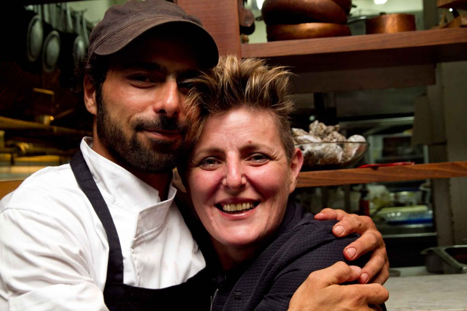 Elran Bouzaglo e Viviana Varese