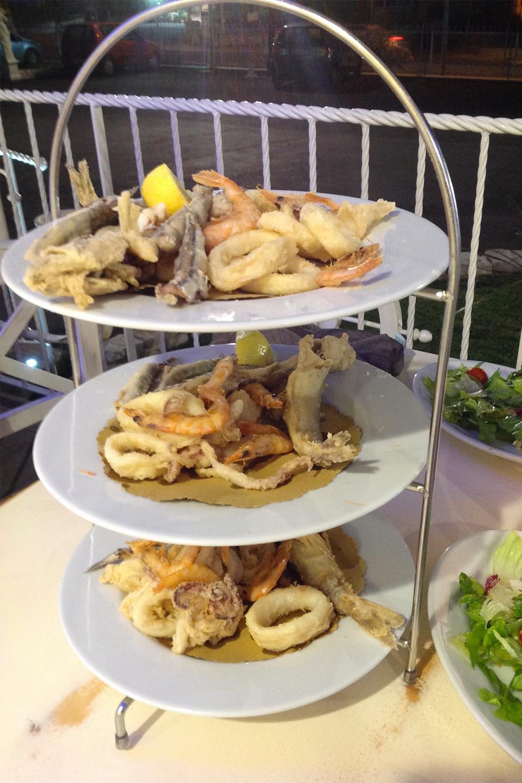 Mangiare pesce a 20 € al ristorante è possibile ad Anzio