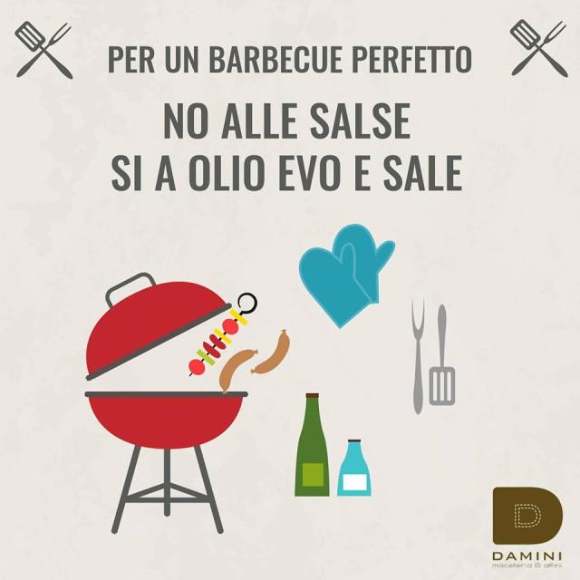barbecue perfetto senza salse