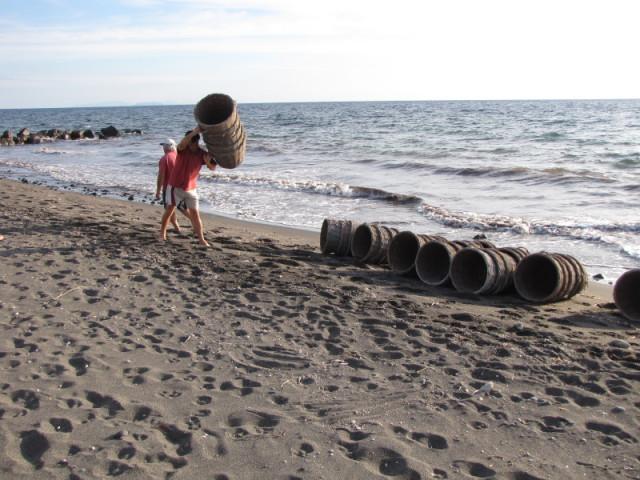 botti vino a mare Koutsayannopoulos