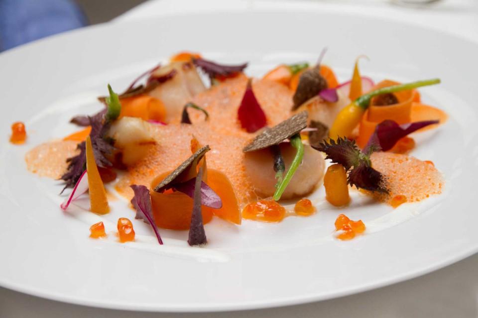 capesante carota