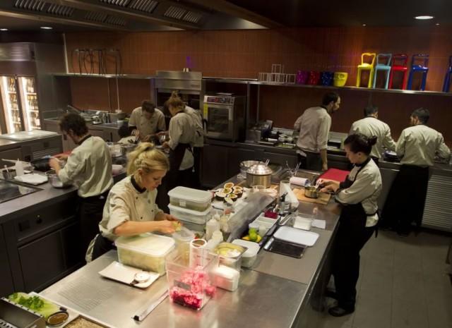 cucine Heart Ferran Adrià