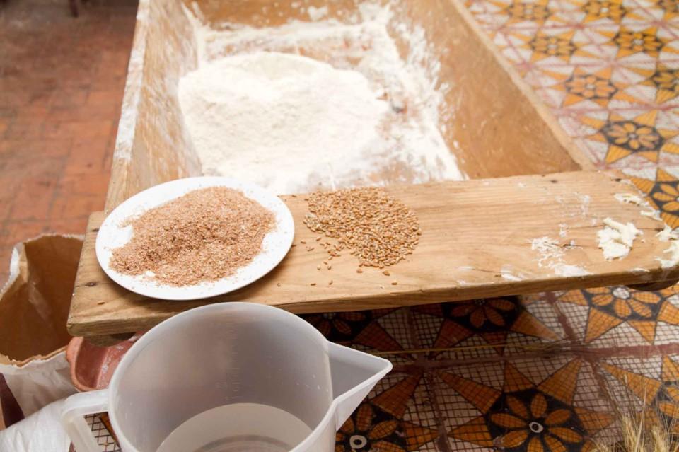 grano farina