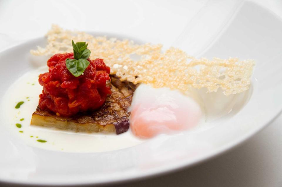 melanzane uovo parmigiano