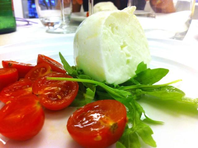 mozzarella Costanzo Aversa
