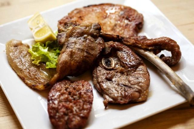 osteria-de-borg - misto di carne