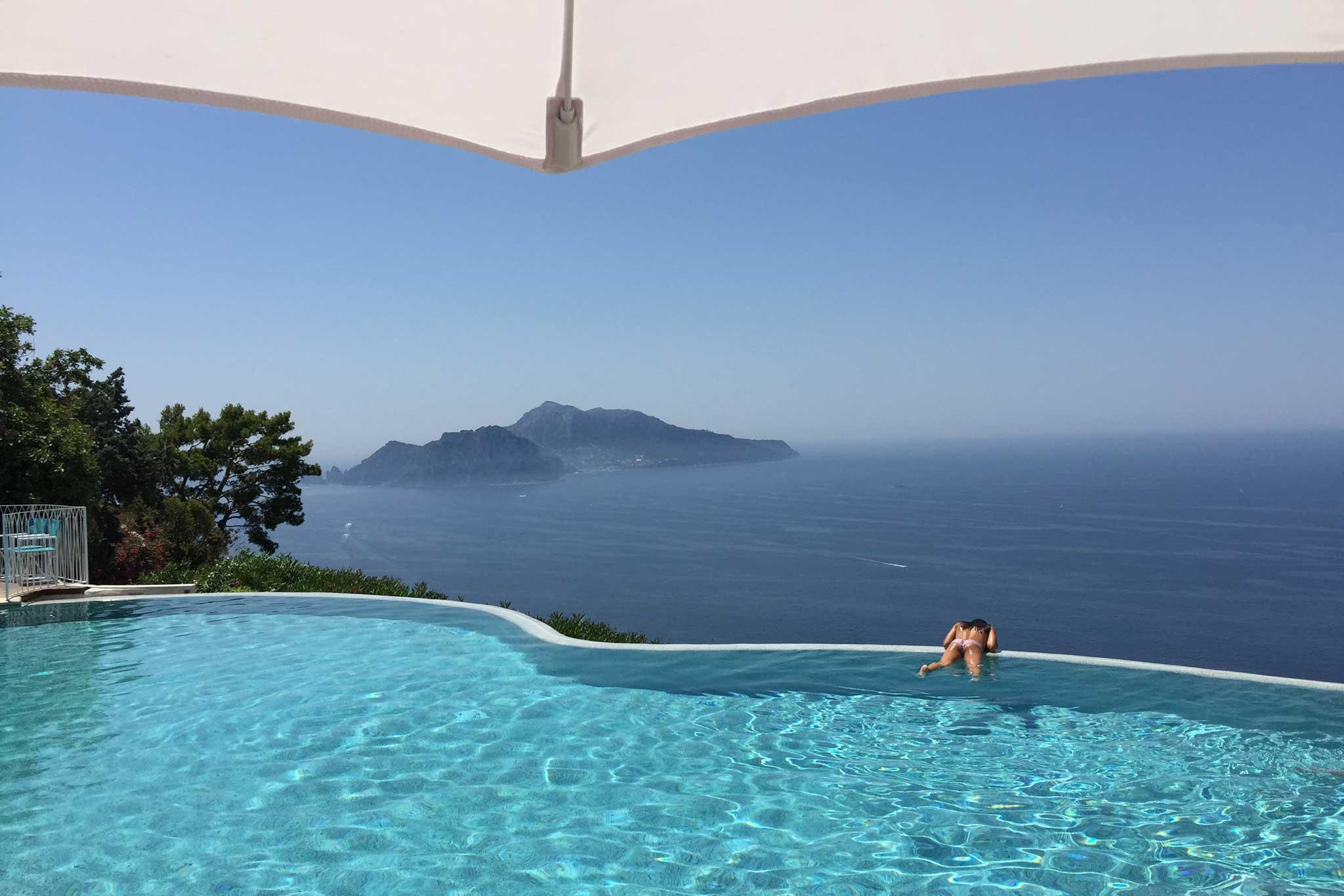 piscina Relais Blu