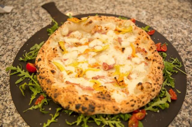 pizza impasto aceto balsamico