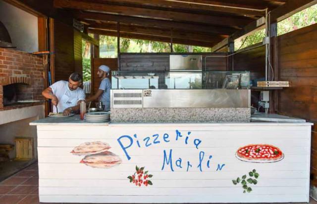 pizzeria Mister Marlin