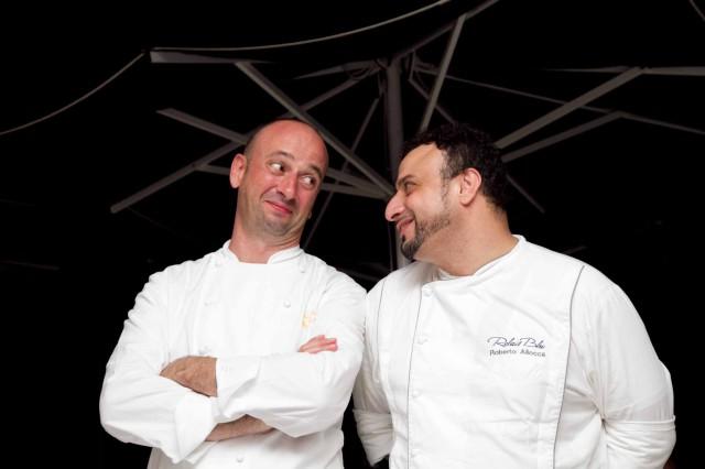 Alessandro Boglione e Roberto Allocca
