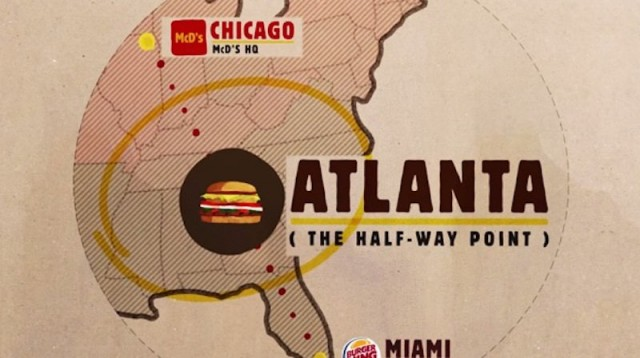 Atlanta tra Chicago e Miami