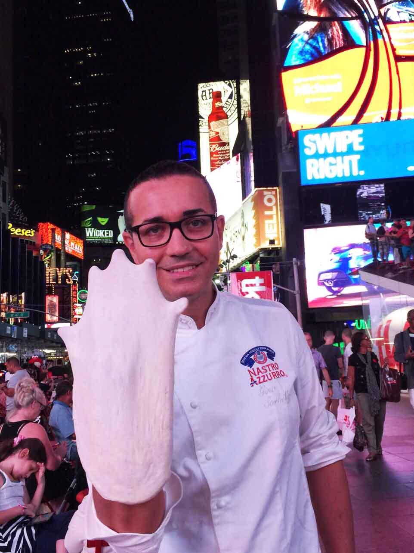 Gino Sorbillo New York