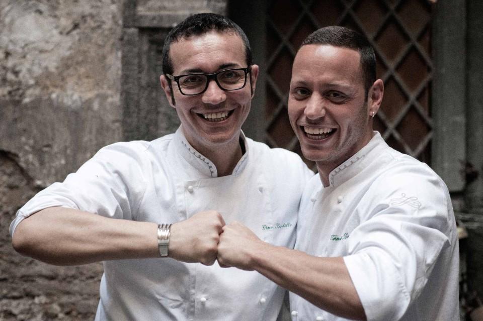 Gino e Toto Sorbillo