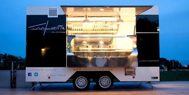 Lucitta Food Truck
