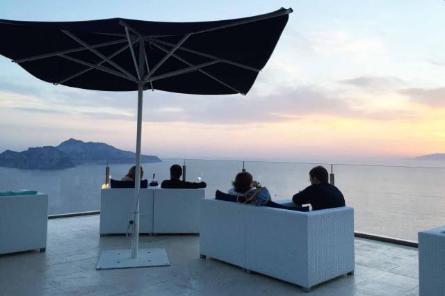 Relai Blu tramonto Capri
