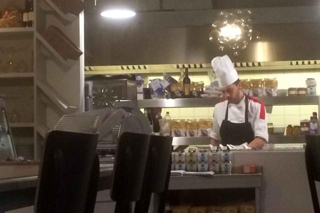 Trulli Love chef