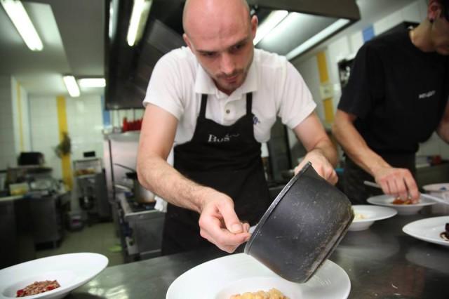 chef ristorante Boškinac