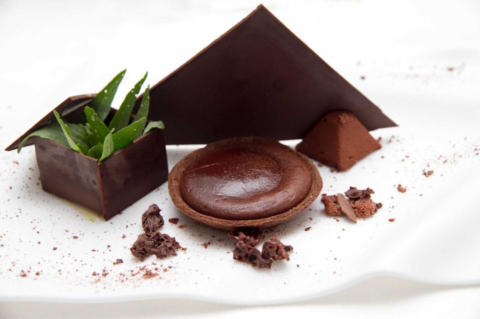 cioccolato rucola