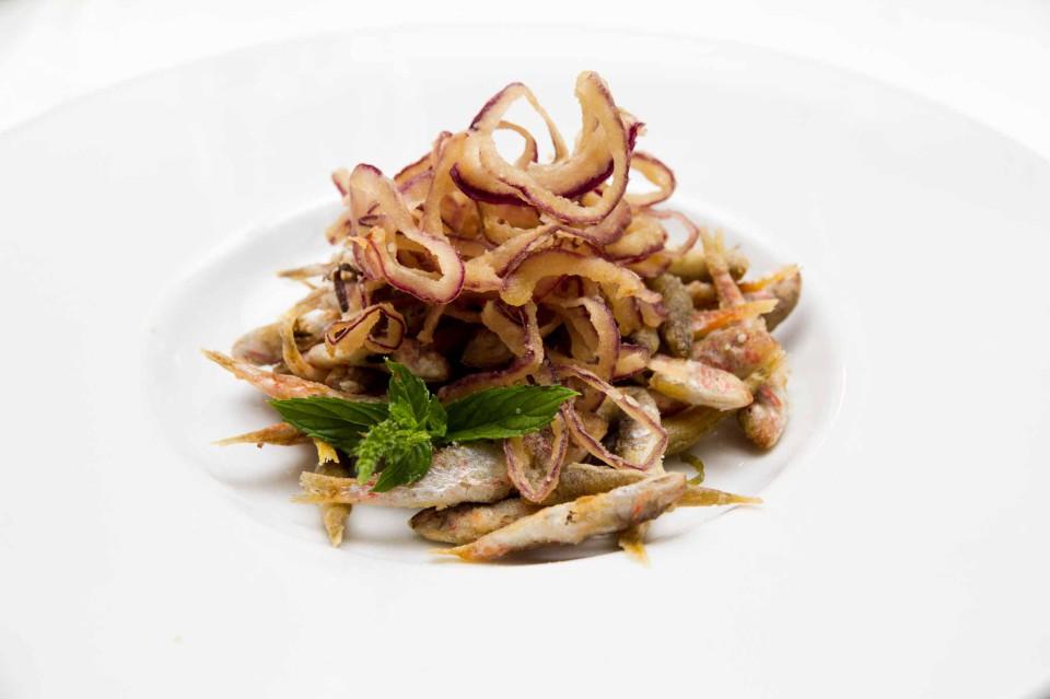 frittura pesce