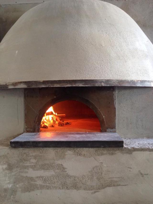 nuovo forno 50 kalò