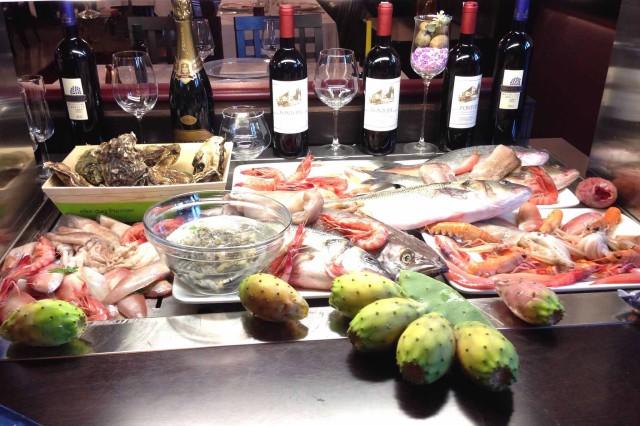 pesce ristorante Riviera Soverato