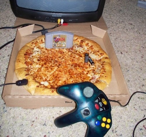 pizza play station